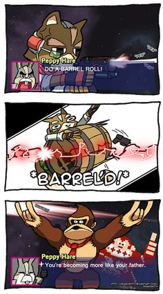 Roll out! #SuperSmashBros