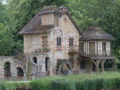 The Queen's Hamlet, Versailles, France