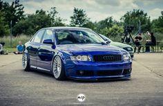 Audi b6 w/ Rotiform ind