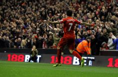 Suarez scores number 20 of the season