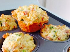 Savoury Muffins Savoury Muffins Recipe More from my siteSavoury Muffins for Toddlers Savoury Muffins for Toddlers I have been baking these muffins regularly for my fussy boy. They're super easy to make, full of …Savoury Muffins Recipe Savoury Biscuits, Savory Muffins, Baking Muffins, Savoury Baking, Savoury Finger Food, Savory Snacks, Quiches, Spinach And Feta Muffins, Muffin Tin Recipes