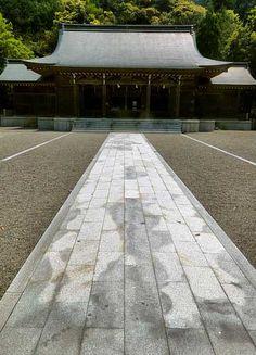 Oki Shrine, Nakanoshima, Oki Islands