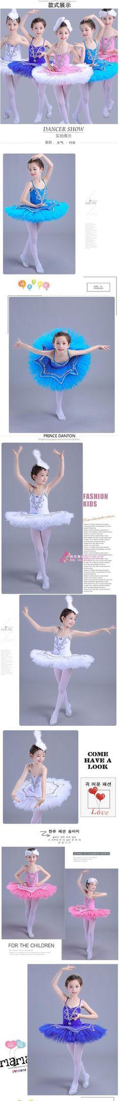 2017 Nuevos Niños de la Llegada Vestido Tutú de Ballet Del Lago Swan Multicolor Trajes de Ballet Niños Vestido de Niña de Ballet para Niños en Ballet de Novedad y de Uso Especial en AliExpress.com | Alibaba Group