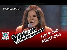 """The Voice of the Philippines Blind Audition  """"Hit The Road Jack"""" by Patr..."""