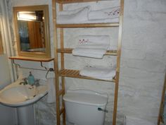 Cottage 4 Bathroom View 2 Pine Dresser, Electric Cooker, Double Room, Vanity Units, Two Bedroom, Ground Floor, Dining Area, Basin, Cottage