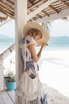 Hotel Paradiso dress