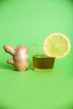 The fix:  To slow down cell turnover and fight dandruff, a ginger root scalp spritzer: ginger has anti-inflammatory properties to soothe the scalp and keep dandruff in check. Finely grate half a ginger root into two cups of water and boil until it's one cup of tea. Add a tablespoon of lemon juice and olive oil. Mist the brew directly onto scalp, let dry, and shampoo out. If you're missing some ingredients, stop flakes with The Body Shop Ginger Scalp Care Shampoo ($16, amazon.com).