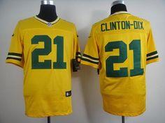 the latest 86949 57a5a Green Bay Packers 21 Ha Ha Clinton-Dix Yellow Nike Elite 2014 Jerseyscheap  nfl jerseys,cheap mlb jerseys from chinajerseys.