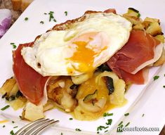 Cooking Time, Cooking Recipes, Healthy Recipes, Tapas, Egg Tortilla, Spanish Kitchen, Brunch, Appetizers, Eggs