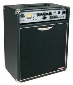 Click Image Above To Purchase: Ashdown Mag C115-300 Evo Ii Combo Amp Black