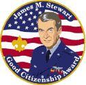 Jimmy Stewart Boy Scout Award