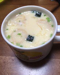 松茸のお吸い物で簡単茶碗蒸し by クックM5ZNR8☆ [クックパッド] 簡単おいしいみんなのレシピが245万品