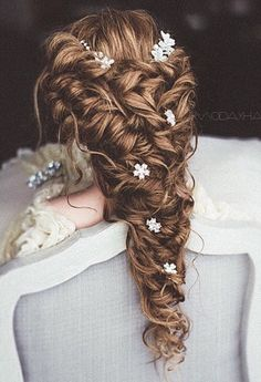 Lovely hair!