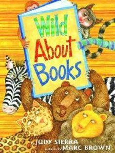 Judy Sierra: Wild About Books