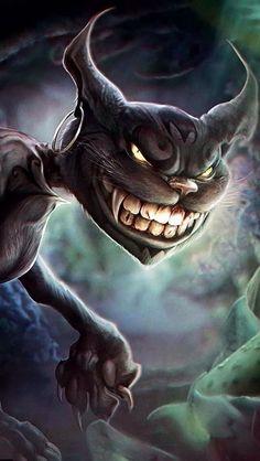 Cheshire Cat Alice Madness Returns