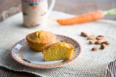 Coccole di dolcezza: Tortini alle carote e mandorle