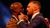 Sparringspartner: – McGregor klynker som ei jente når han blir truffet