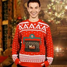 3d6a0c40c6c Christmas will never be the same Pullovers De Noël