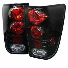 .Black Altezza Tail Lights for Nissan on sale.If you are anywhere near Las Vegas this custom shop also has great prices on custom smoked or blacked headlights and tail lights.