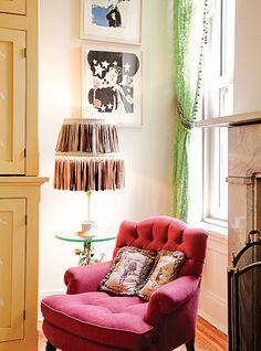 Amy Sedaris's Child-Friendly Abode - Home Design Spring 2011 -- New York Magazine - Nymag Living Room Decor, Living Spaces, Bedroom Decor, Bedroom Ideas, Living Rooms, Amy Sedaris, Design Your Bedroom, Interior Decorating, Interior Design