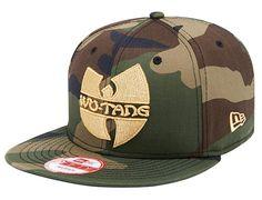 Woodland Wu-Tang Symbol 9Fifty Snapback Cap by WU-TANG x NEW ERA