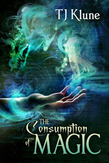 Guilty Indulgence: The Consumption of Magic by @tjklune @dreamspinner...
