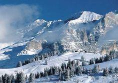 Alta Badia, Dolomiti - most beautiful ski place so far!