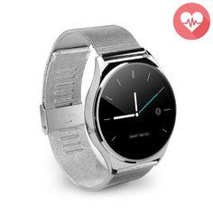 Runde us03 smart armbanduhr pulsmesser smartwatch sport intelligente uhr inteligente pulso für ios android huawei sony //Price: $US $48.68 & FREE Shipping //     #smartwatches