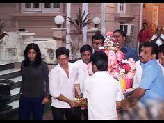 Ekta Kapoor's Ganpati Visarjan   Ganesh Chaturthi 2014.