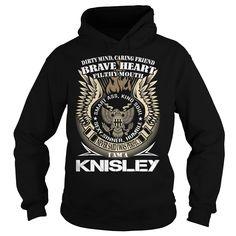 KNISLEY Last Name, Surname TShirt v1
