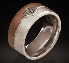 Harley Davidson Wedding Rings Home Officially Licensed Harley