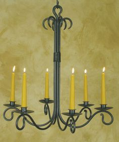 Candle Chandelier Non Electric | ... no sane reason to over pay for candle chandelier non electric when