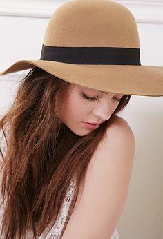 Floppy Bow-Band Hat | Forever 21 - 2052288377