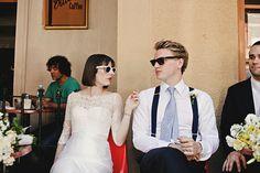 Chic bride, lace dress, Sydney wedding | Kariz Matik | Bridal Musings   (2)