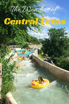 Stay, Play or Get Away—Unbeatable Ideas for a Central Texas Summer Vacation! #TMOM