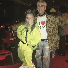billie and jesse are the fucking cutest yall Jesse Rutherford, Billie Eilish, Emo, Divas, The Neighbourhood, She Song, On Set, Cool Bands, Beautiful People