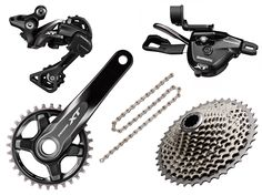 Brand New 2016 Shimano Deore XT Groupset up for Grabs!
