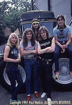 Iron Maiden los mejores