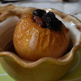 Perfect for Fall: Baked Apple