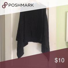 Gap open sweater vest Open in front with part hanging down GAP Jackets & Coats Vests