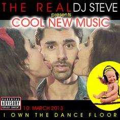 The Real DJ Steve, Cool New Music, Stephen Scott's Amazing Weddings, Springfield Missouri Disc Jockey