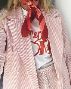 neck bow #fashion