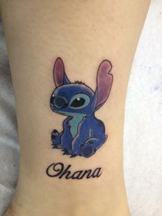 Ohana means family... Family means no one gets left behind  ((Lilo&Stitch))
