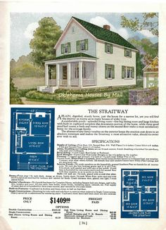 Sterling Homes 1928 The Straitway | by ffshoe