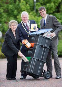 Northern Ireland wheelie bin recycling trial |  Resource magazine