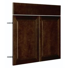 Nimble Balsamic Barrel 36-in W x 30-in H x 0.75-in D Umber Sink Base Cabinet