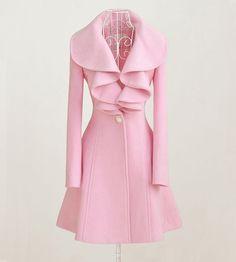 GOSSIP GIRL COAT | Dresstique And it's only $50? Xmas present...?