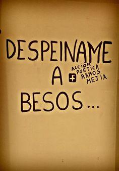 Acción poética Ramos Mejia #Acción Poética Ramos Mejía #calle