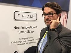 Tiptalk Turns Your Finger a Phone: a Hands-On