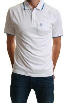 T-Shirt Penguin White